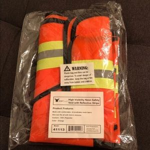 Other - Neon Safety Vest